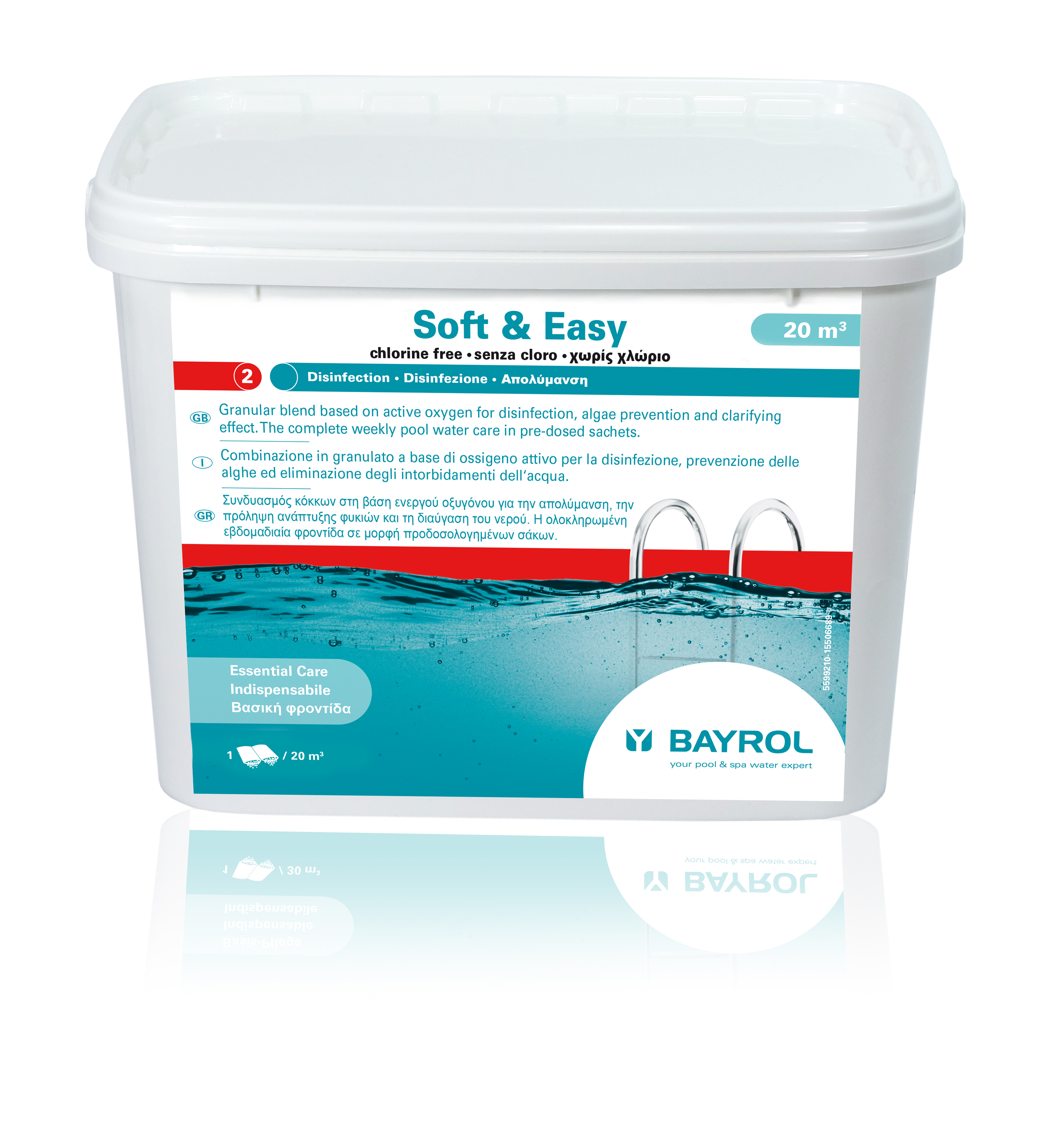 Soft easy gardapool for Easy care pool products