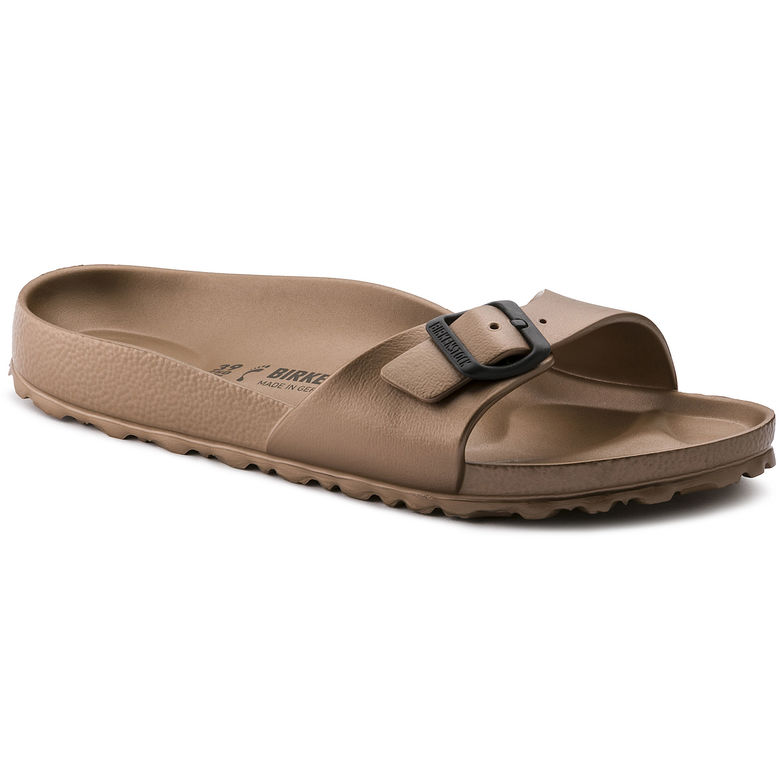 Calzature & Accessori antracite per donna Birkenstock Madrid